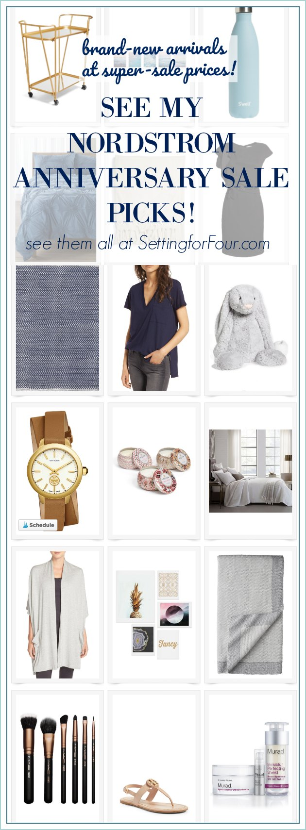 See my Nordstrom Anniversary Sale picks! Including gorgeous women's fashion, beauty, baby and home decor! The Nordstrom Anniversary sale is on now - don't miss it! It's a one-of-a-kind shopping event, where you'll find brand-new arrivals at super-sale prices!!