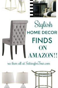Home Decor On Amazon You Probably Didn't Know About