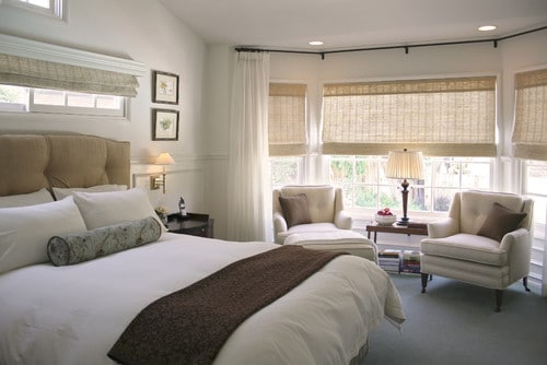 See these 6 picture perfect bedrooms that will inspire us to tweak our own master bedrooms and guest bedrooms! These dreamy spaces all have gorgeous decorating ideas to copy - so we can create a bed time oasis of our own.