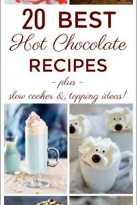 20 Best Hot Chocolate Recipes To Try