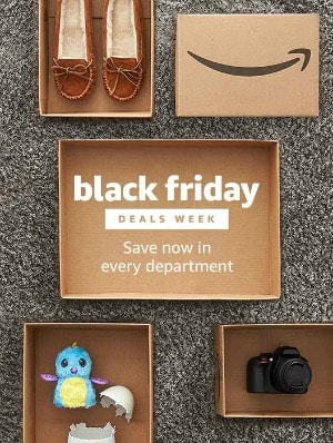 Amazon Black Friday Deals Week - Save Now!