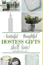 10 Beautiful Hostess Gift Ideas She'll Love