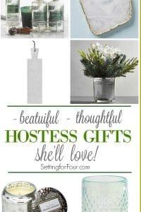10 Beautiful Hostess Gift Ideas She'll Love