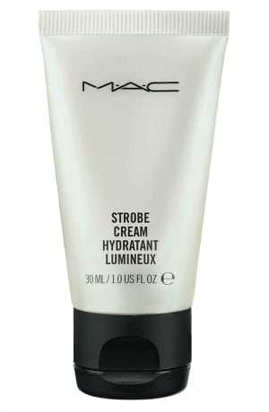 Beauty essential and great gift idea! Skin moisturizer and fix it for problem skin! MAC Strobe Cream