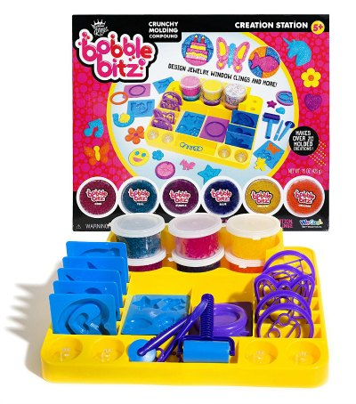 Compound Kings Bobble Bitz Creation Station - see it and all the BEST TOYS FOR KIDS GIFT GUIDE with 12 top kids gift ideas!