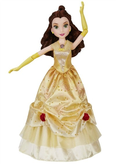 Dance Code featuring Disney Princess Belle - see it and all the BEST TOYS FOR KIDS GIFT GUIDE with 12 top kids gift ideas!
