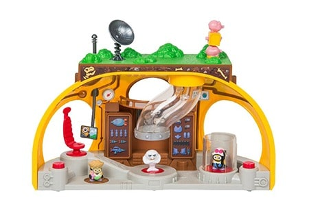 Despicable Me Dru's Super Lair Playset - see it and all the BEST TOYS FOR KIDS GIFT GUIDE with 12 top kids gift ideas!