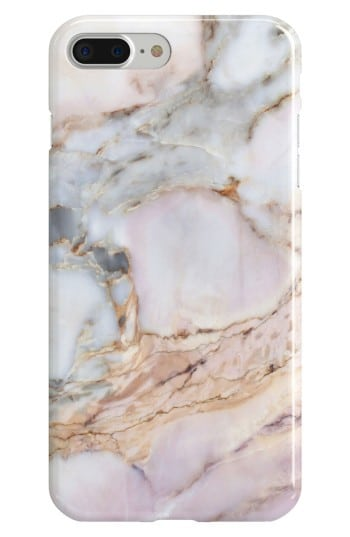 Tech must-have and great gift idea! Gemstone iPhone 6/7/8 & 6/7/8 Plus Case.