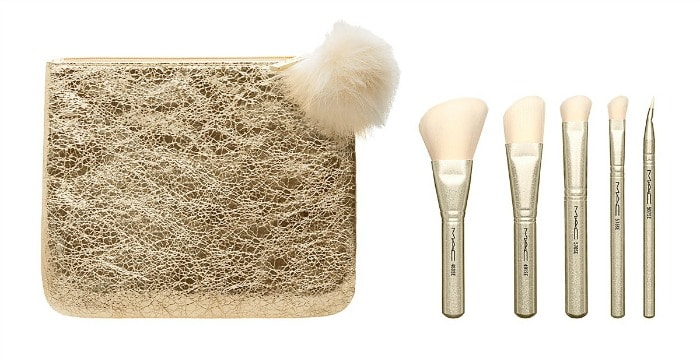 M·A·C Advanced Brush Kit, Snow Ball Collection #makeup #giftset #makeupbrush #gift #giftidea #women #under50