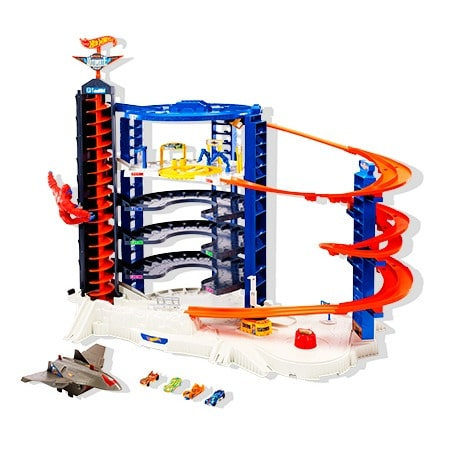 Hot Wheels Super Ultimate Garage Playset - see it and all the BEST TOYS FOR KIDS GIFT GUIDE with 12 top kids gift ideas!