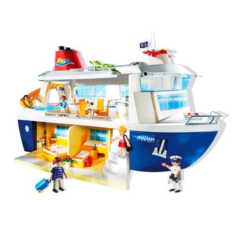 PLAYMOBIL Cruise Ship- see it and all the BEST TOYS FOR KIDS GIFT GUIDE with 12 top kids gift ideas!