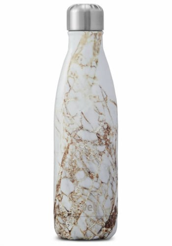 S'well Calacutta Gold Bottle. #gold #bottle #waterbottle #gift #giftidea #under50
