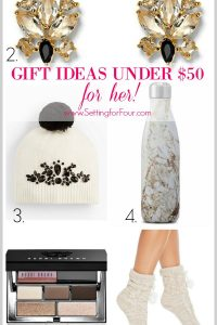 Women's Gift Ideas Under 50 $ – Fashion, Beauty, Decor