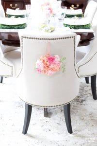 Easy Faux Floral Wreath DIY Tutorial