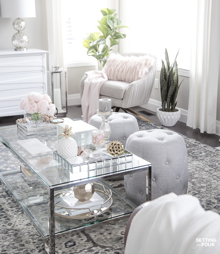 8 Ways To Use A Pouf In Your Home Decor