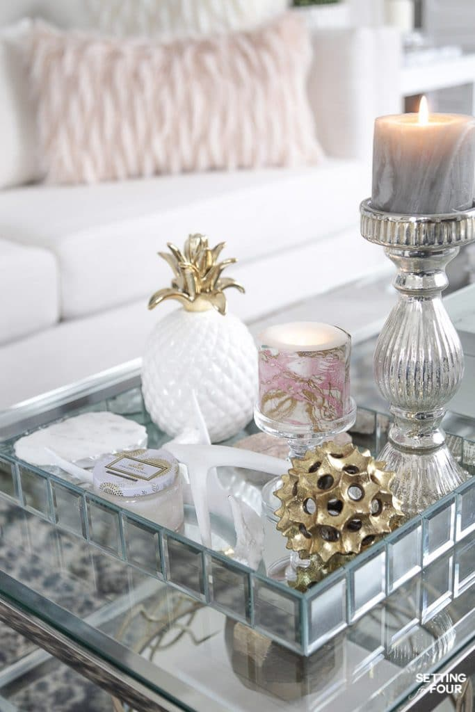 See 12 DIY Decor Projects That Will Make Your Home Look Amazing! Including style a coffee table!
