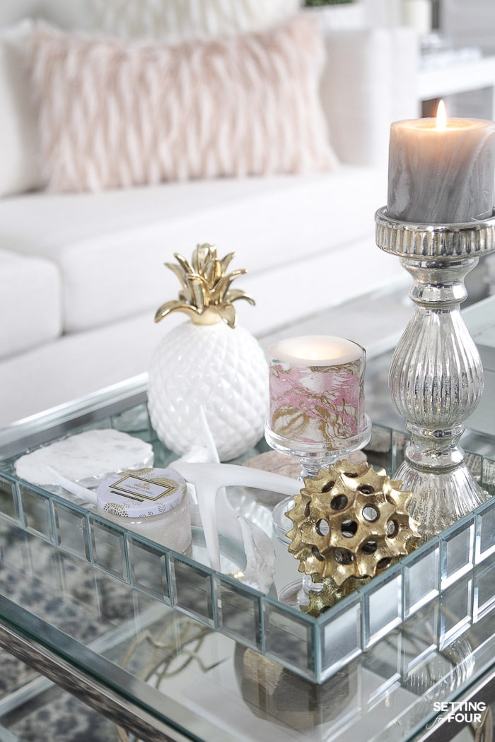 Tray styling and decorating ideas