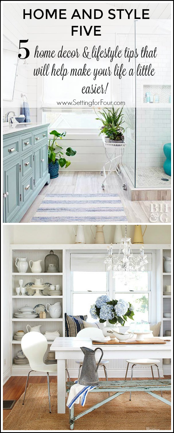 Home And Style Five   Amazing Lifestyle, Decor U0026 DIY Tips!
