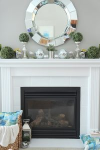 Painting Fireplace Tile – 9 Ways to Update Your Fireplace