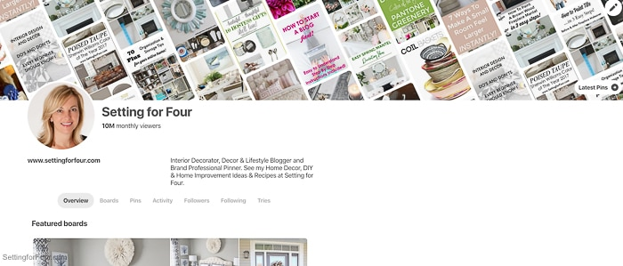 New Pinterest Profile Updates & How To Customize Your New Pinterest Profile