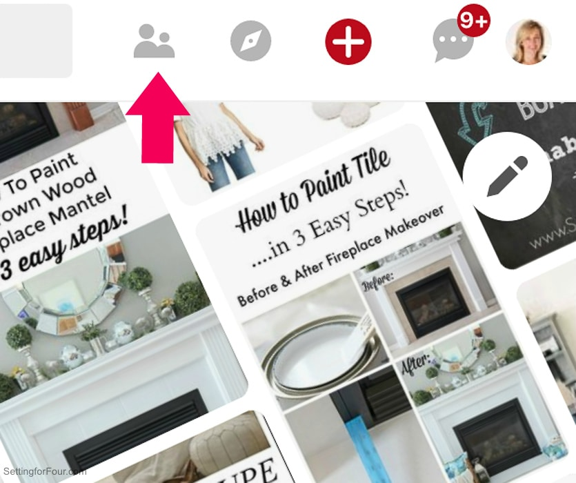 Learn all about the NEW Pinterest Following Feed.