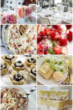 Mother's Day Menu Ideas, Recipes & Table Decorating Tips