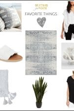Favorite Home Decor and Fashion Picks and sale updates