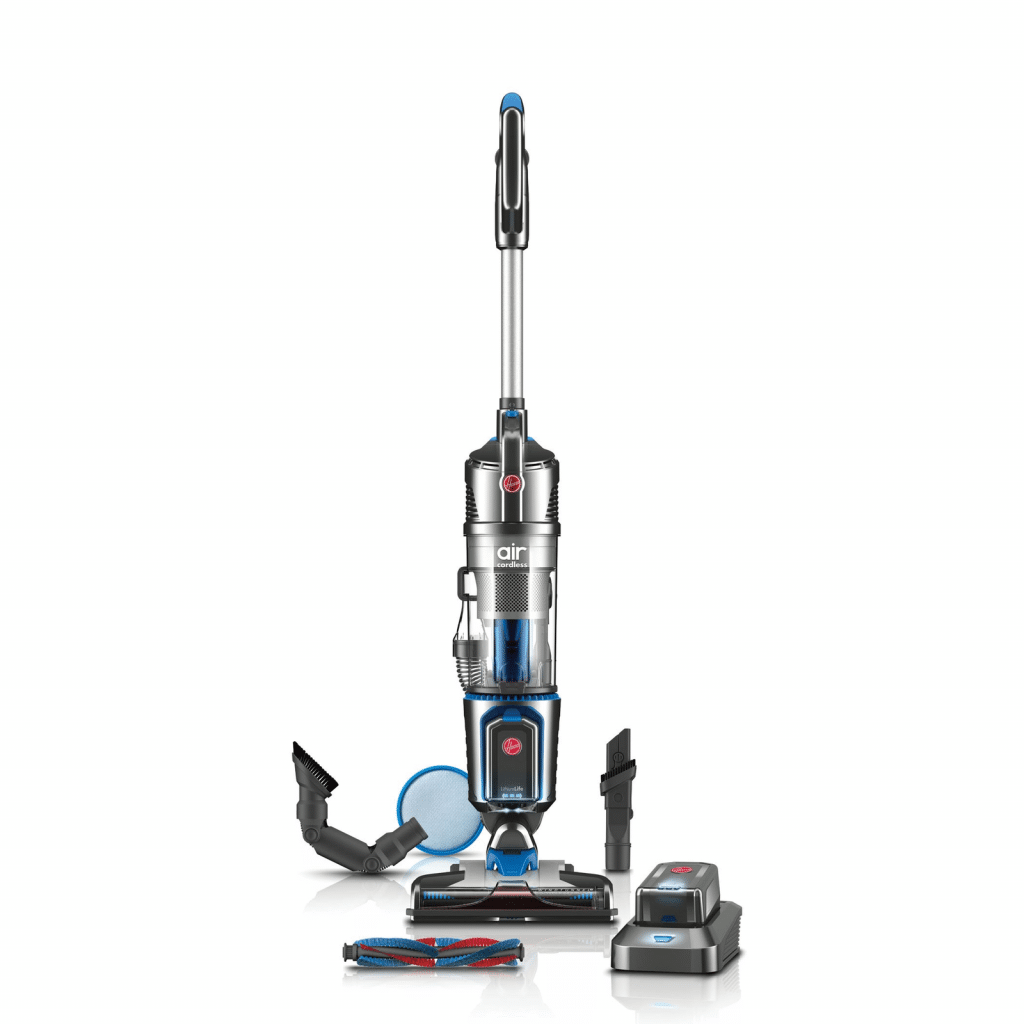 Hoover Cordless Vacuum with Rechargeable Lithium Ion Battery#cleaning #vacuum #stairs #rugs