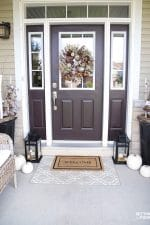Simple Fall Porch Decorating Ideas With Big Impact