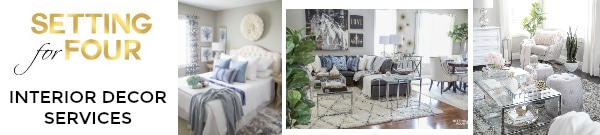 Need help decorating? See my ONLINE DECORATING AND COLOR ADVICE SERVICES HERE!