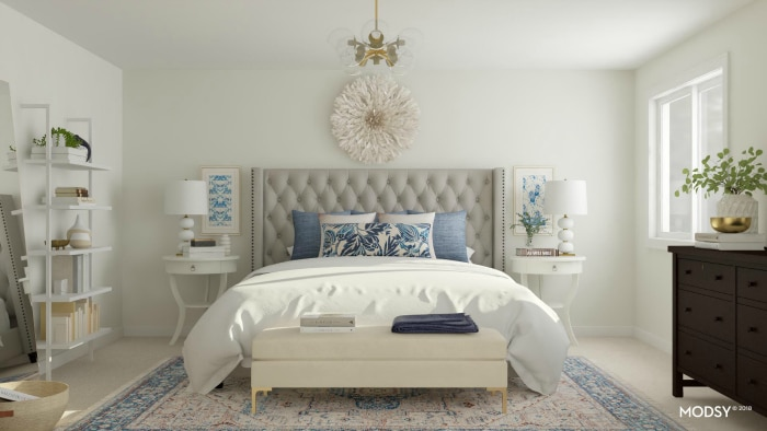 9 Gorgeous Master Bedroom Design Ideas With Virtual 3D ...