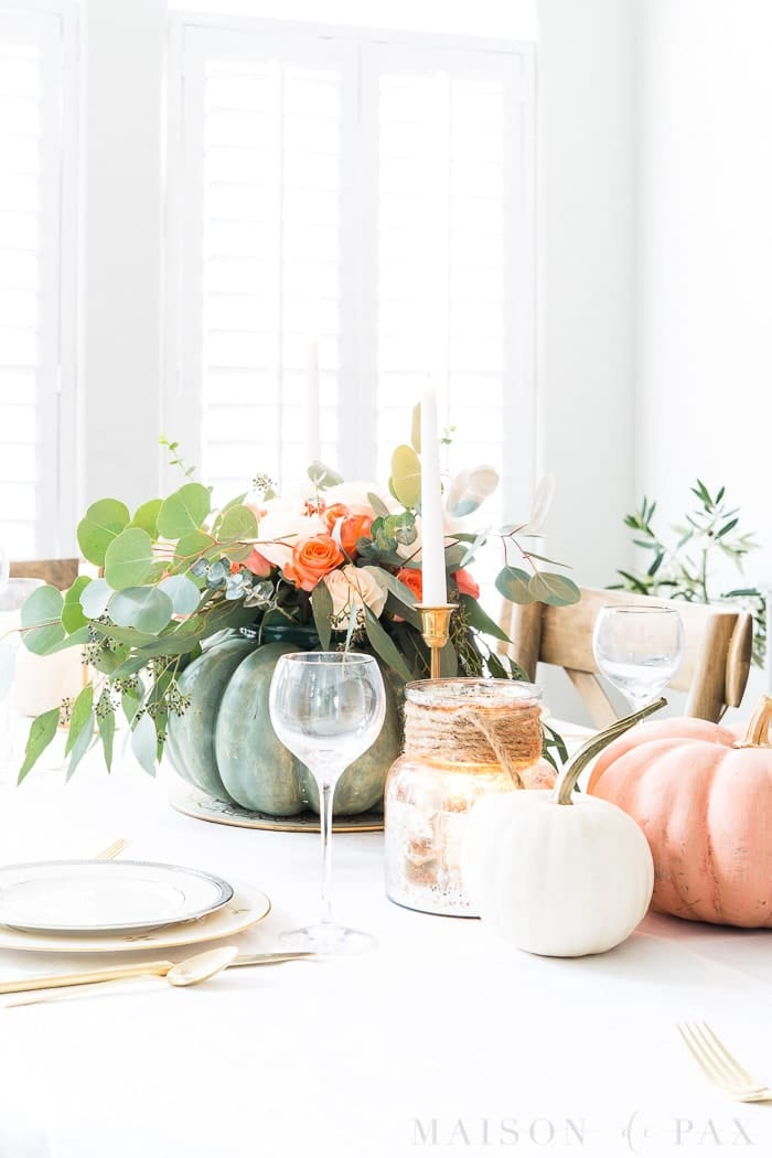 Maison de Pax Fall Styled and Set