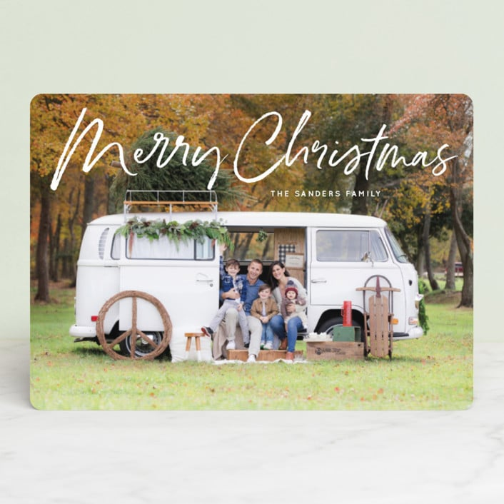 November Home Checklist - includes ordering your holiday cards! #home #checklist #holiday #christmas #cards