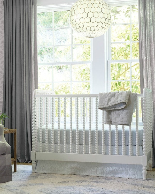 Nursery decor ideas #interiordesign #nursery #parenting #family #decor #decorideas #nurseryfurniture #crib #toddlerbed