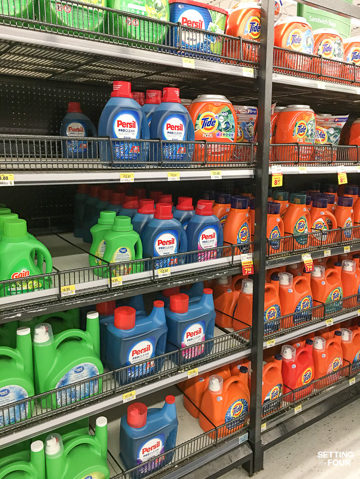 Pick up Persil laundry detergent at Walmart. Persil has amazing odor-fighting and stain-fighting power for a premium clean #ad #cleaningtips #cleaning #walmart #odorfighting #stainfighting #cleaning #PersilLaundry