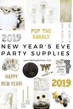 Fun & Fabulous New Year's Eve Party Supplies & Decor