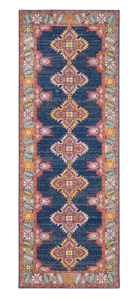 Get the PROMO CODE for 10% off a NEW RUG! Beautiful runner for the kitchen! #arearug #ad #rug #decor #boho #style #interiordesign #onlineshopping #budget #savemoney #decorideas