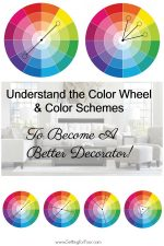 Understand The Color Wheel & Color Schemes To Become A Better Decorator