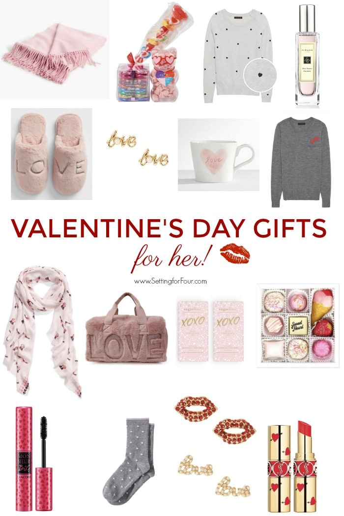 Gifts for Her. These Valentineu0027s Gift Ideas ...  sc 1 st  Setting for Four & Valentineu0027s Day Gift Ideas for Her for Him for Teens u0026 for Kids ...