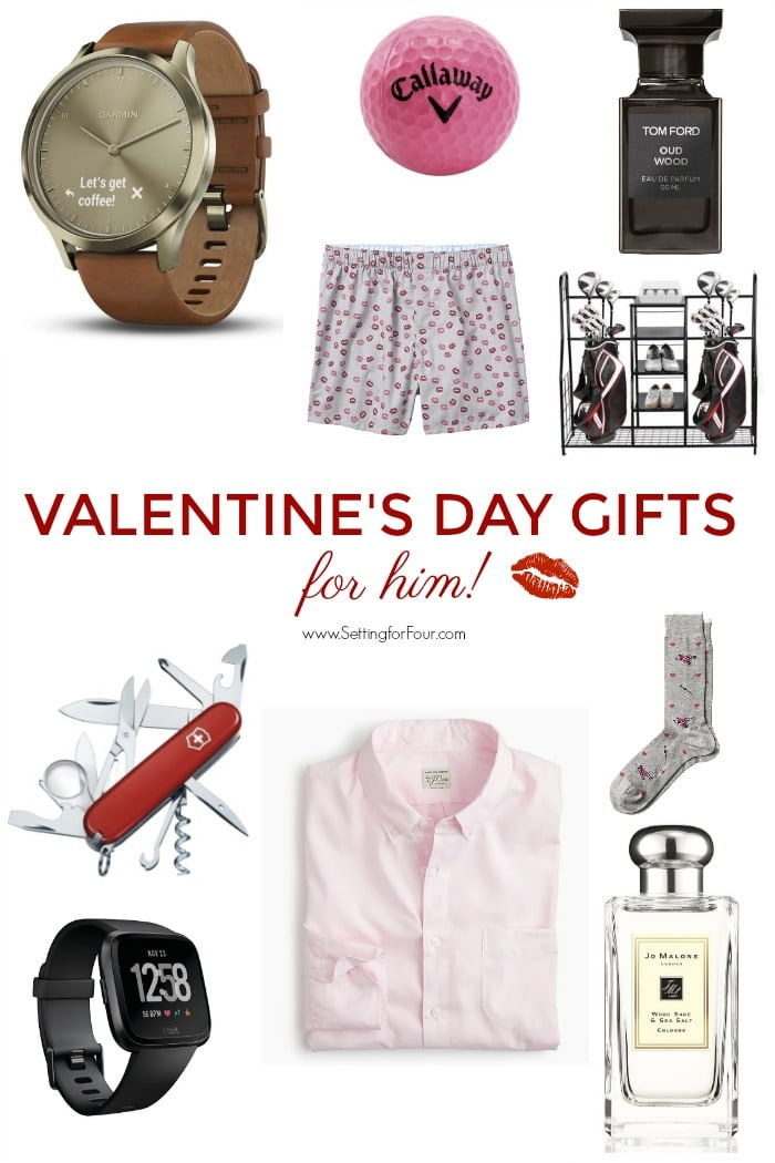 b54fdfed3f4f Valentine s Day Gift Ideas for Him! Husband