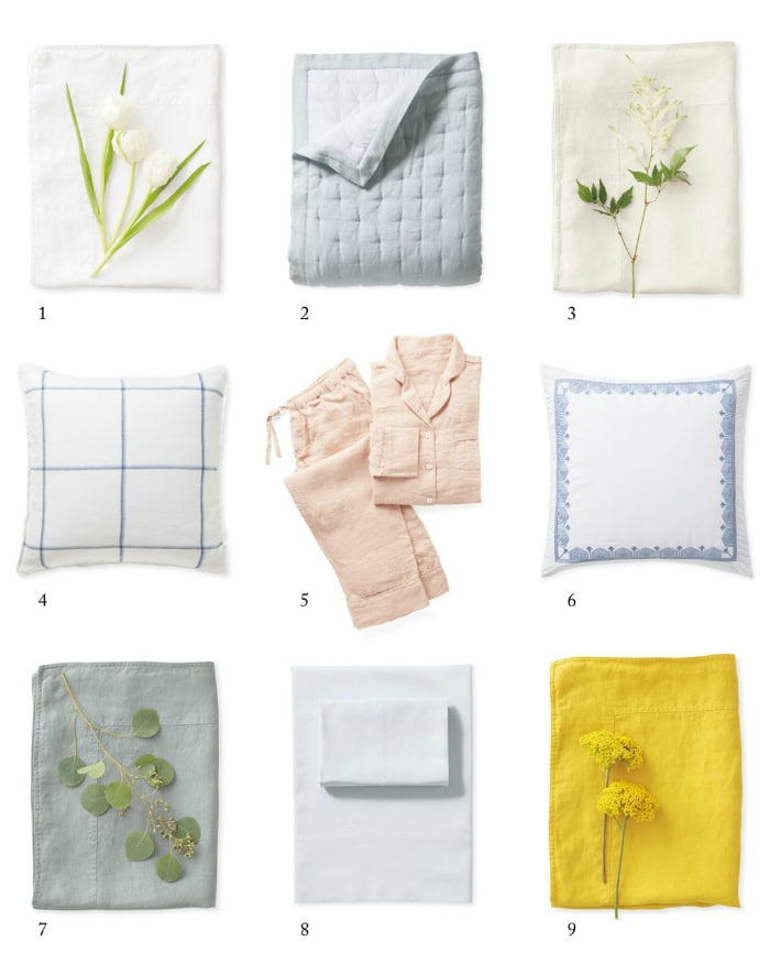 OMGEE!! Check out the Serena & Lily Sale! 20% OFF EVERYTHING! Bedding, pillows! Great wedding gift ideas! #wedding #gifts #shopping #bedroom #sale #savings #furniture #gifts