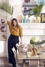 Drew Barrymore's New Home Collection at Walmart called Flower Home!
