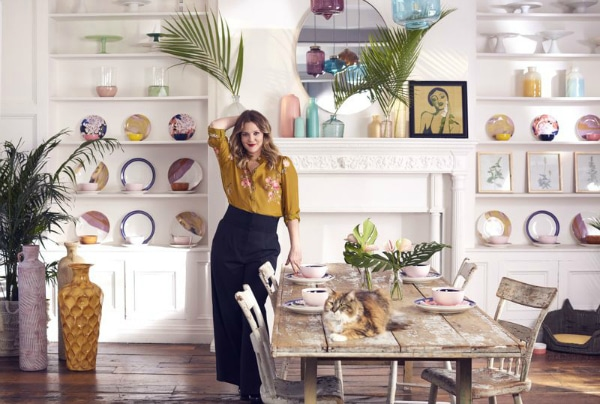 See Drew Barrymore's new home collection at Walmart! #furniture #decor #walmart #homedecor #ideas