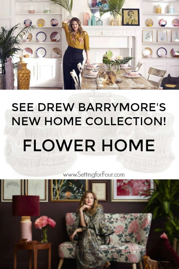 See Flower Home - Drew Barrymore's new furniture and decor line at Walmart! #furniture #decor #walmart #homedecor #home #ideas #interiors #affordable