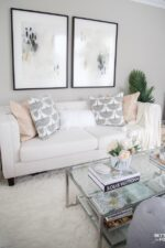 My Living Room Decor Ideas for Spring