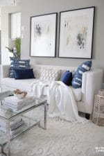 Elegant Living Room Decorating Tips for Summer