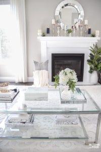 5 elegant summer mantel decor ideas!