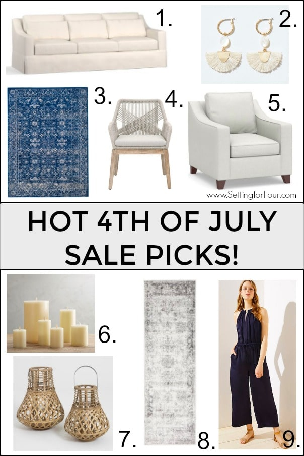 July 4th Sales Have Arrived & Start Now!