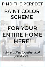 5 Ways To Create A Whole Home Paint Color Scheme