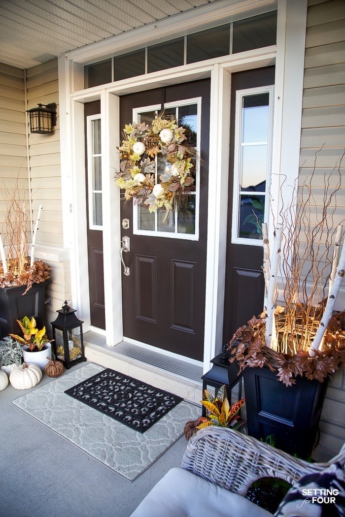 6 Fall Porch Decorating Ideas To Celebrate Autumn Setting